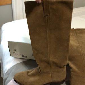 Frye  knee high boot